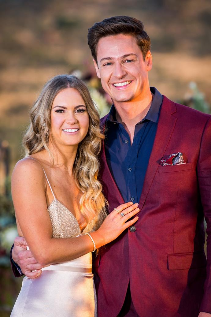 **FINALE WINNER REVEAL BOMBSHELL (THE BACHELOR AUSTRALIA)** <br><br> The golden rule of any *Bachelor* finale is that the girl who steps out of the car first is the runner-up. So we were shocked when a sly bit of editing saw Chelsie show up first, making it appear as though Abbie had won. Though Chelsie was then crowned the winner, her romance with Matt was short-lived and they split soon after.