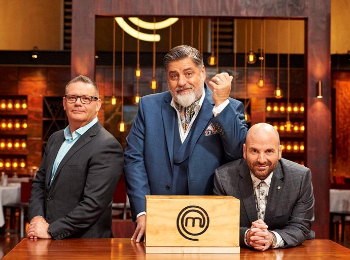**JUDGES AXED (MASTERCHEF AUSTRALIA)** <br><br> We couldn't believe it when we heard the news: the three iconic hosts of *MasterChef Australia* – George Calombaris, Matt Preston and Gary Mehigan – wouldn't be returning for season 12. It's hard to imagine the show without them, but new beginnings await for *MasterChef.*