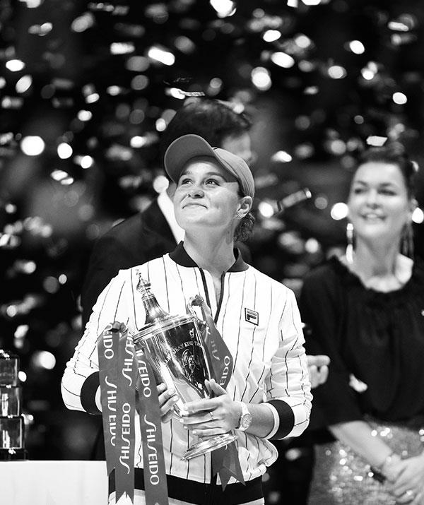Is Ash Barty the next Serena Williams?