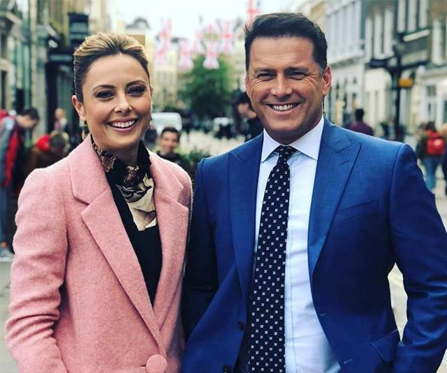 Karl Stefanovic and Allison Langdon will be co-hosting the *Today* show in 2020.