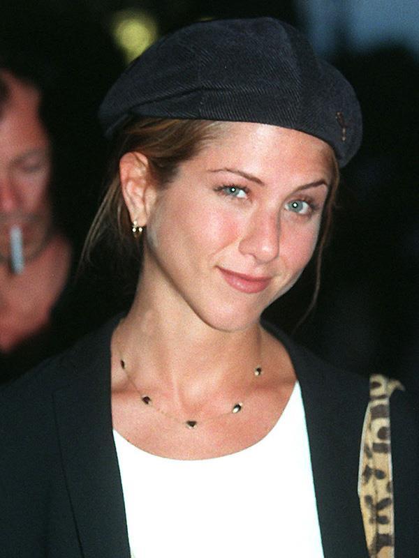 That youthful glow! Jen in 1998.