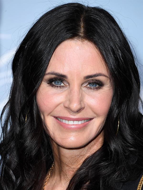 Courteney Cox pictured in 2019.
