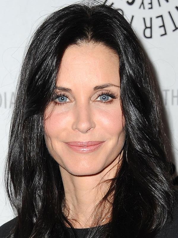 Courteney says she has stopped all fillers now.