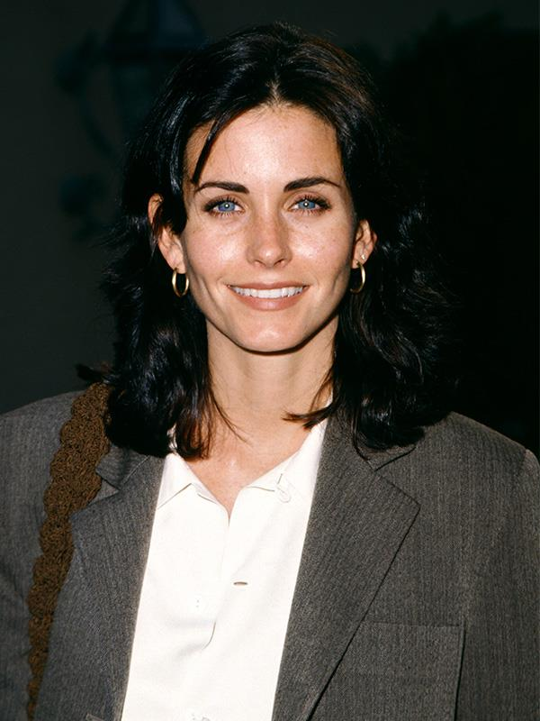 Courteney in 1995.