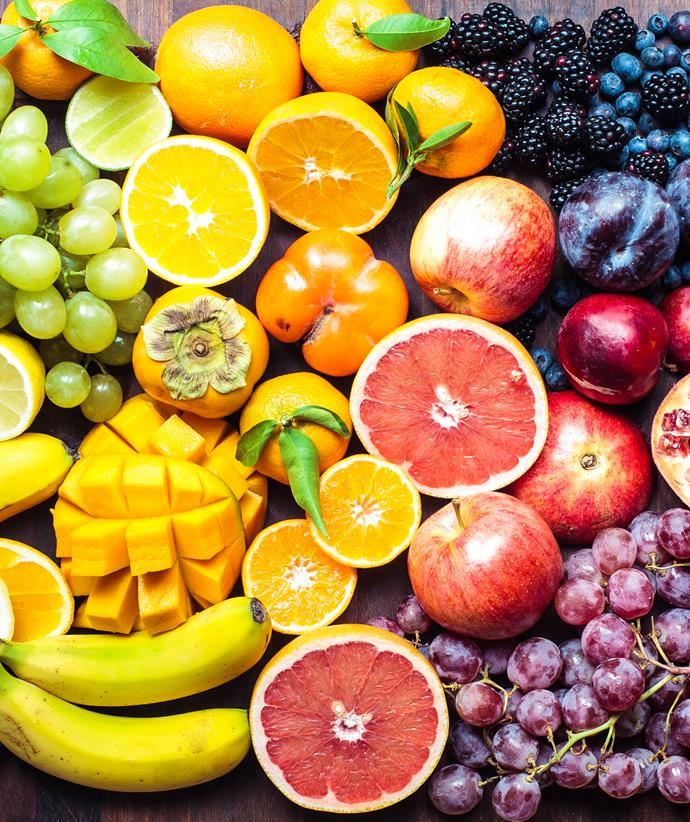 Eatting more whole fruits is just one of the changes you need to make to your diet.
