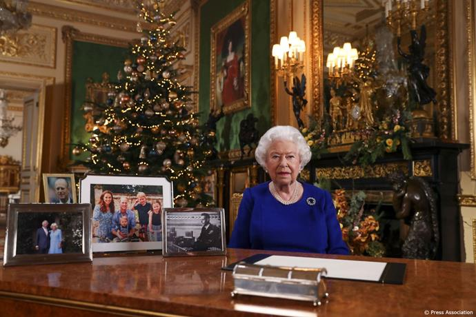 """2019 has certainly been a """"bumpy"""" year for the Queen."""