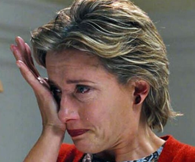 The heartbreaking scene where Emma Thompson's character discovers her husband is having an affair.