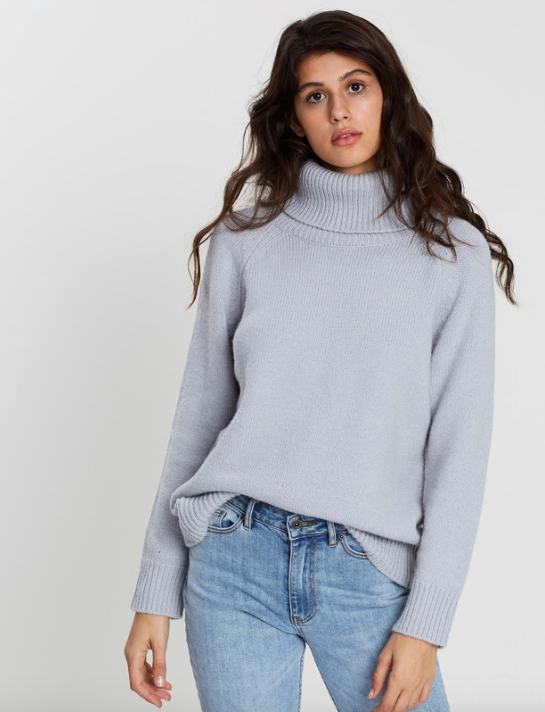 "Assembly Label roll neck knit, $90. [Buy it online via The Iconic here](https://www.theiconic.com.au/roll-neck-knit-848773.html|target=""_blank""