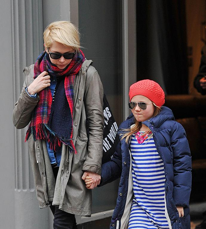 Michelle's daughter with Heath Ledger reportedly played matchmaker for her and Thomas.