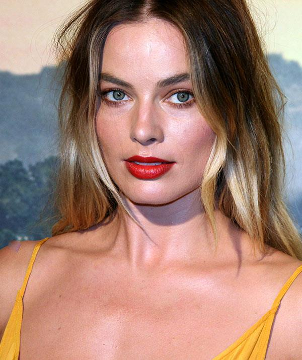 Margot's latest role is in the highly anticipated film, *Bombshell.*