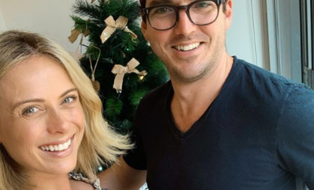"""EXCLUSIVE: Peter Stefanovic talks fatherhood and his family's """"busy year across the board"""""""