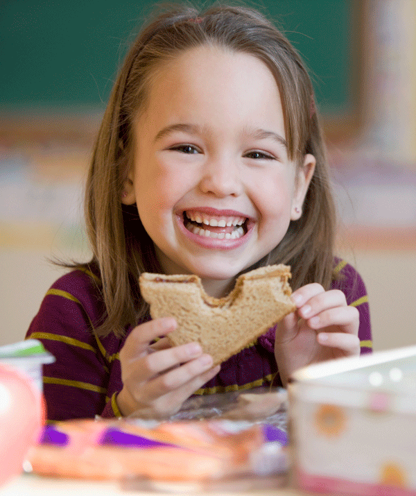 Pack your child's lunchbox with a range of filling, nutritious food options.