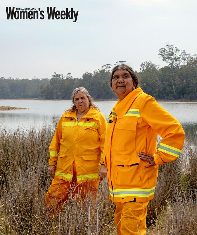 Rhonda and Charmaine have been called out to fires and emergencies all over Victoria.