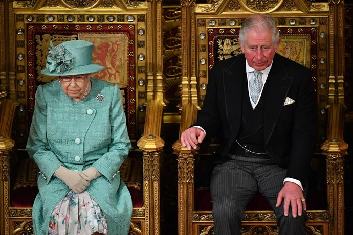 Prince Charles' message to Australia differed greatly from the Queen's.