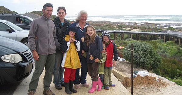 Grandad shot my wife and four kids | Take 5