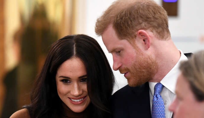 Meghan Markle and Prince Harry are stepping back from their royal duties this year.