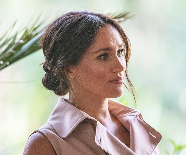 Meghan laid bare her struggles in the unprecedented documentary, which was released in October 2019.