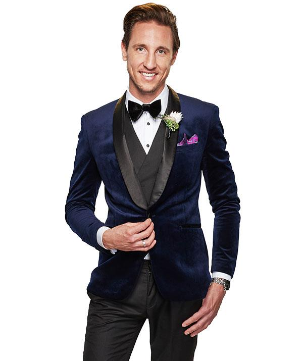 **IVAN, 30** <br><br> Fiercely loyal, Ukrainian-born Ivan has very traditional family values. His strong opinions have meant he has certainly offended some people along the way. His ultimate hope is that his new bride sticks around long enough to get to know who he really is.
