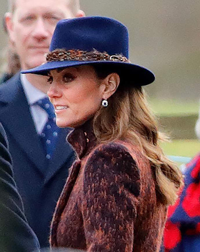 The Palace shared a brand new image of Kate for her 38th birthday.