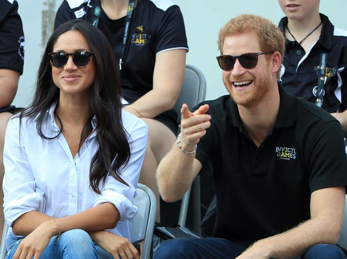 Harry and Meghan made their public debut as a couple at the 2017 Invictus Games.