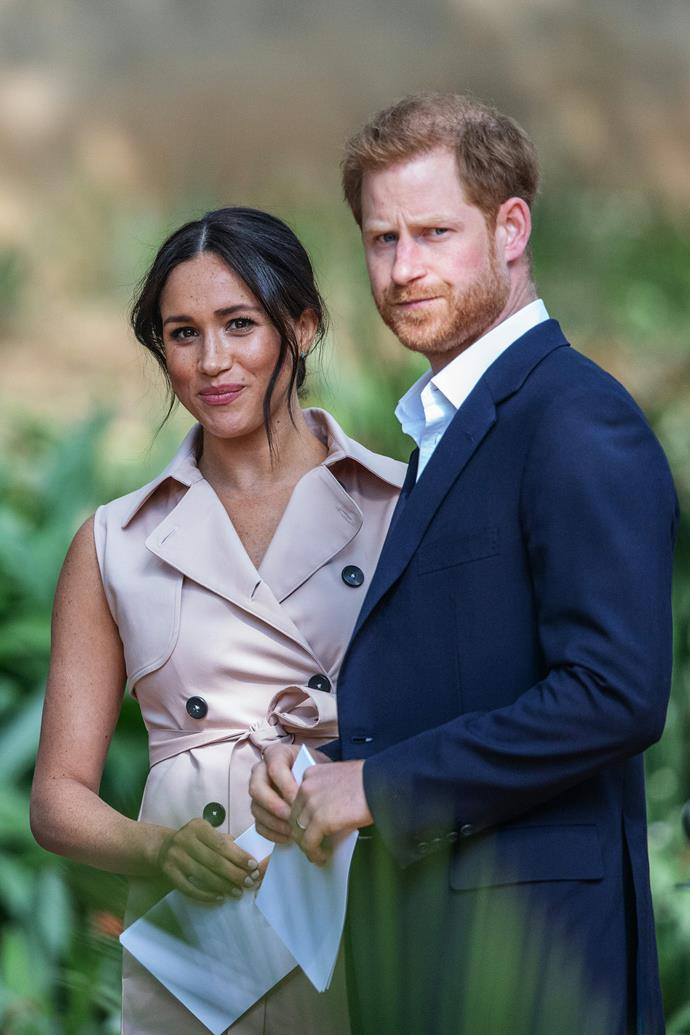 In 2019, the couple started to drift away from the rest of the royals.