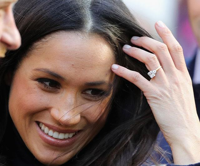 The duchess has been forced to give back her rings.