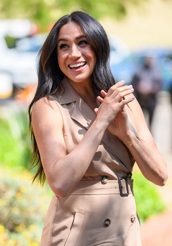 Meghan has a plethora of job options at her finger tips after she and Harry announced they would step back as senior royal family members.