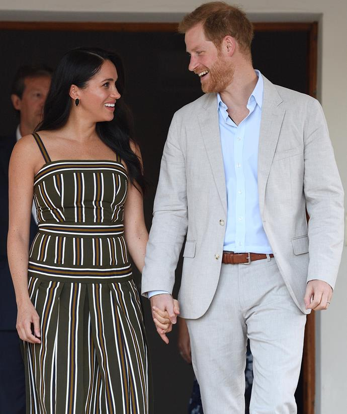 The Sussexes plan to release a range of merchandise.