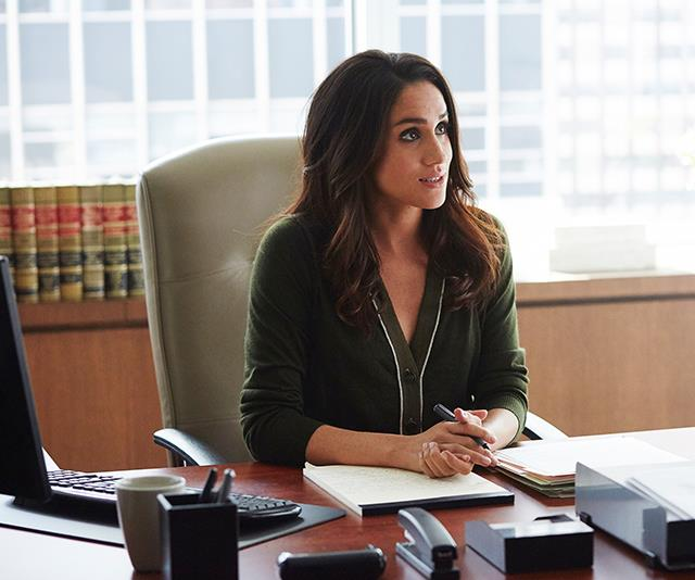 Meghan acquired a decent amount from her starring role on *Suits*.
