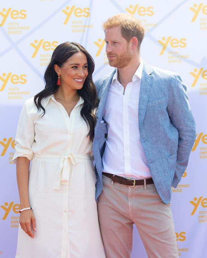 It's expected that a resolution will be made regarding Harry and Meghan following the meeting.