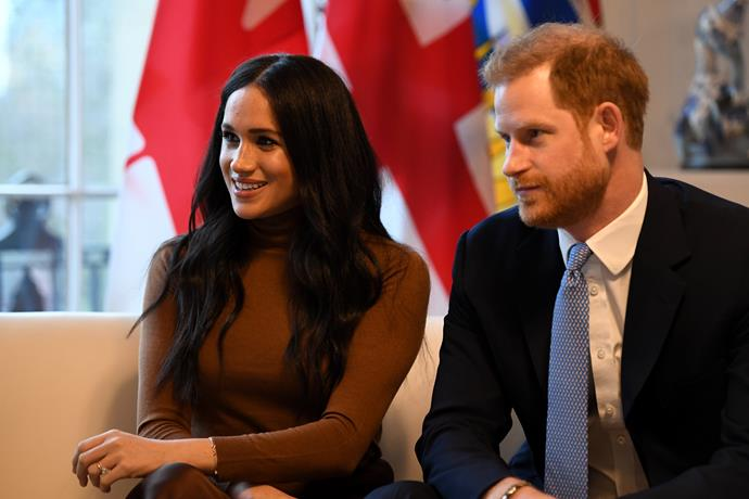 Meghan Markle and Prince Harry intend to step back as senior members of the royal family.