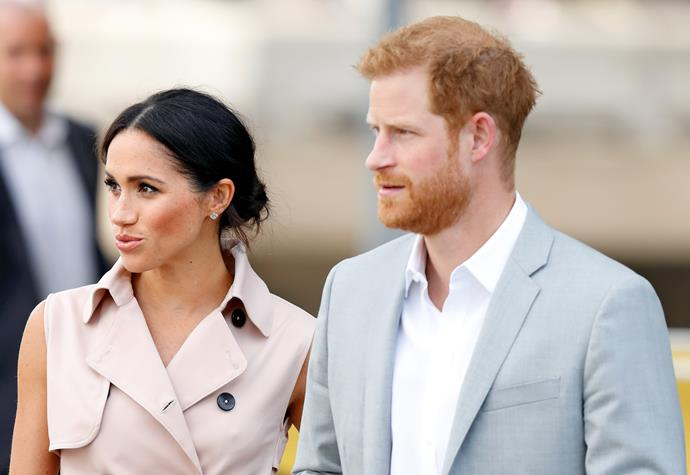 Harry and Meghan's fate has been decided at a crisis meeting held at Sandringham.