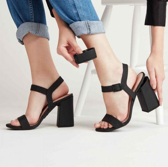 Simply whip off ye olde heels for a brand new lease on your (night)life.