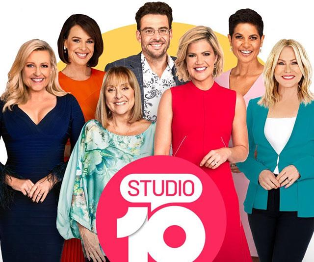 Sarah is going from strength to strength on *Studio 10.*