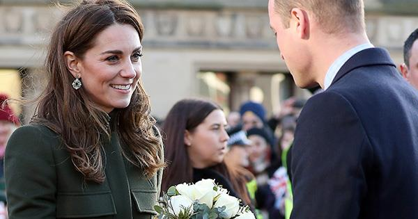 Kate Middleton & Prince William visit Bradford amid royal crisis | Australian Women's Weekly
