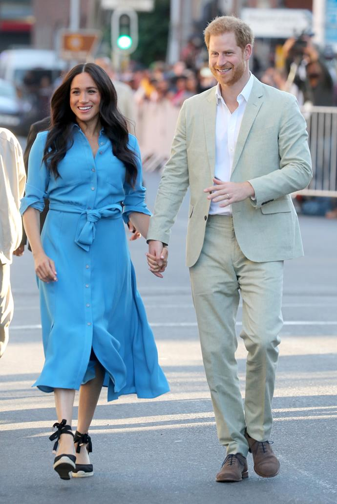 The Duke and Duchess dropped a big announcement on Instagram about a key project.