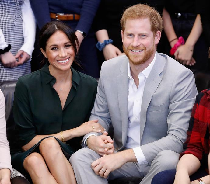 Prince Harry and Duchess Meghan are already working on some big projects for the future.