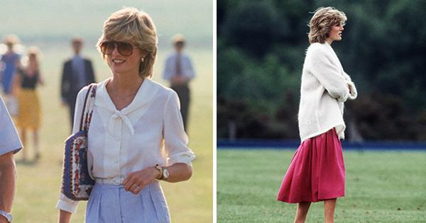 Queen of casual: All the super-chic outfits you forgot Princess Diana wore back in the day | OK! Magazine