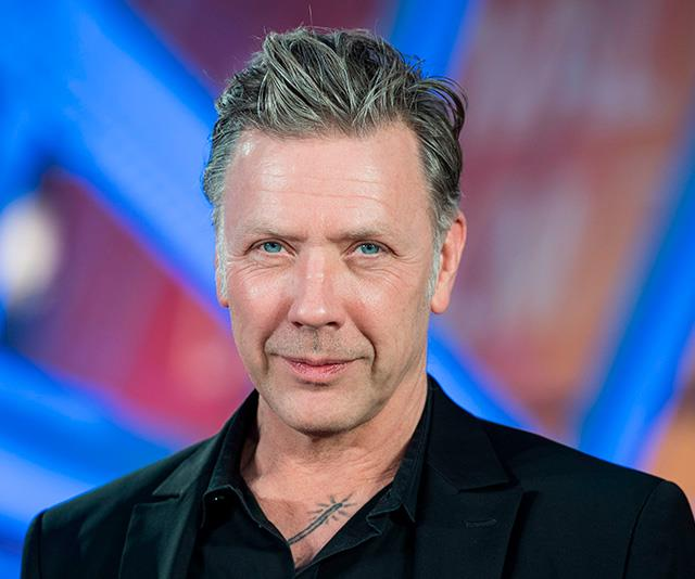 Mikael Persbrandt plays Jean's (Gillian Anderson) very handsome plumber Jakob, who is also Ola's father.