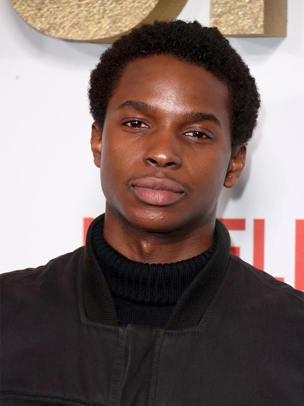 Jackson is played by the very handsome Kedar Williams-Stirling.