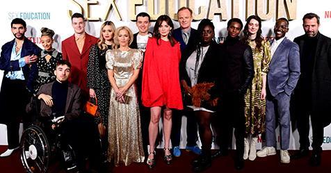 Sex Education Season 2 Cast: Meet The New Gang | TV WEEK