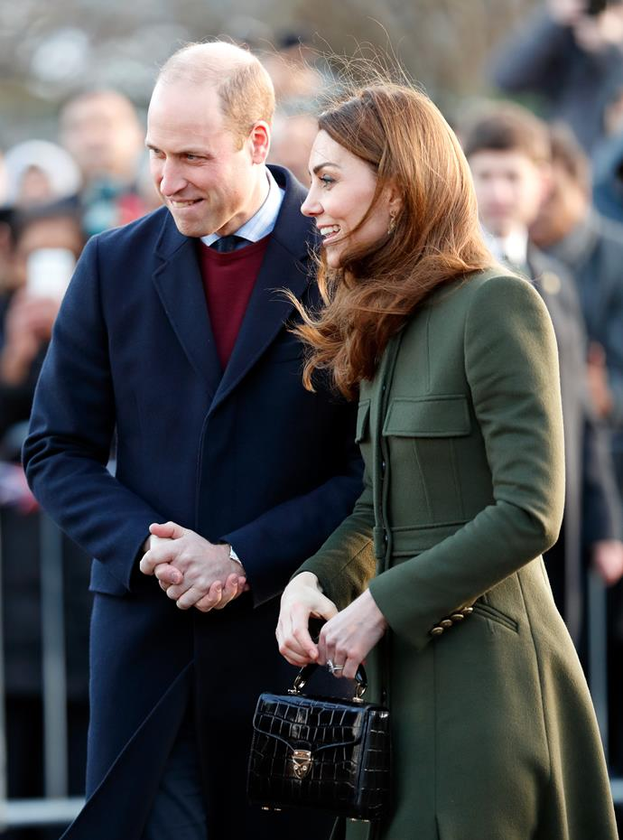 Royal watchers are constantly on the lookout for even the smallest hint of another baby.