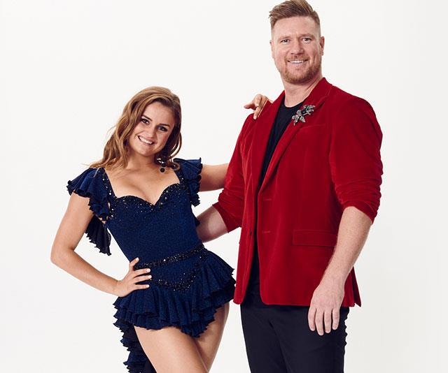 Dean Wells will be taking on the *Dancing With The Stars* challenge in 2020.
