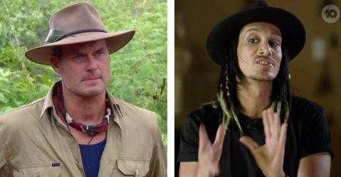 I'm A Celebrity Get Me Out Of Here 2020: Tom Williams' jungle feud with Cosentino | Woman's Day