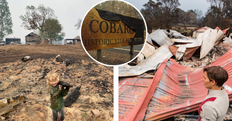 Meet the Cobargo family determined to rebuild after bushfires | Woman's Day