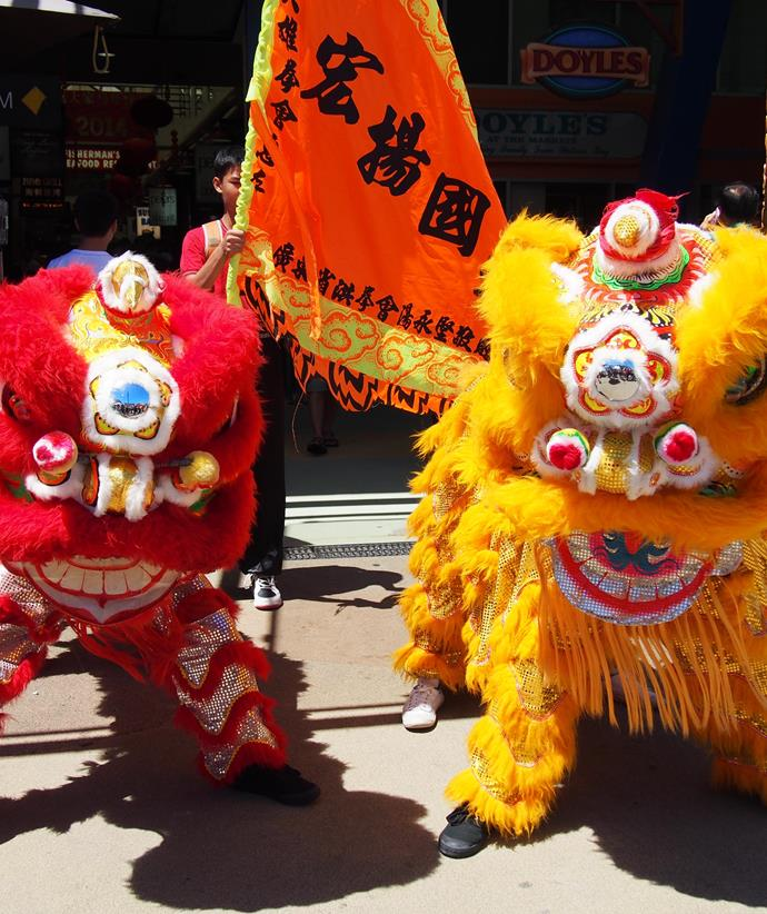 Where are you celebrating Chinese New Year?