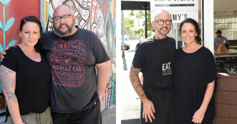 My Kitchen Rules' Dan Mulheron reveals 85kg weight loss | Woman's Day