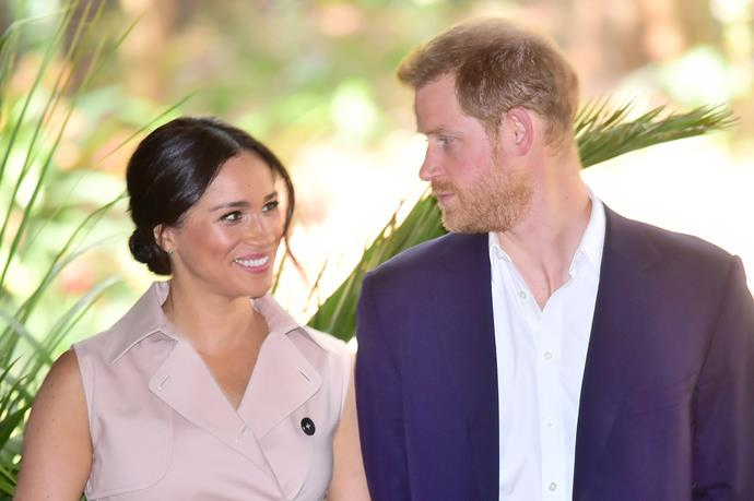 The Queen has issued another rare personal statement about Harry and Meghan's future.