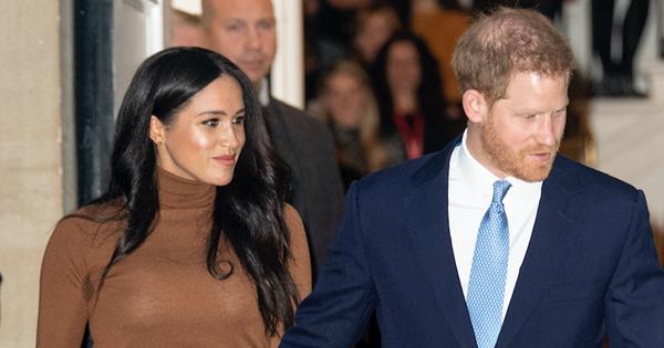 Meghan Markle & Prince Harry lose their HRH titles | Australian Women's Weekly