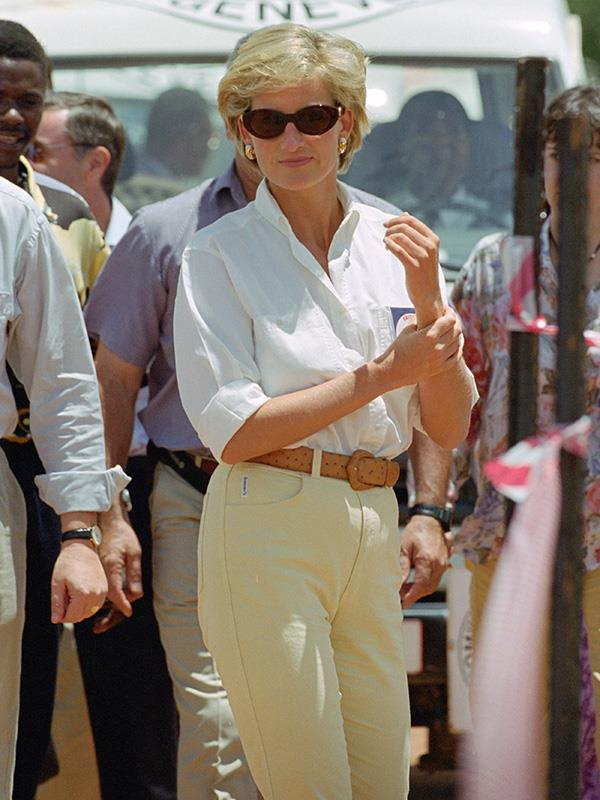 Forever our style icon.